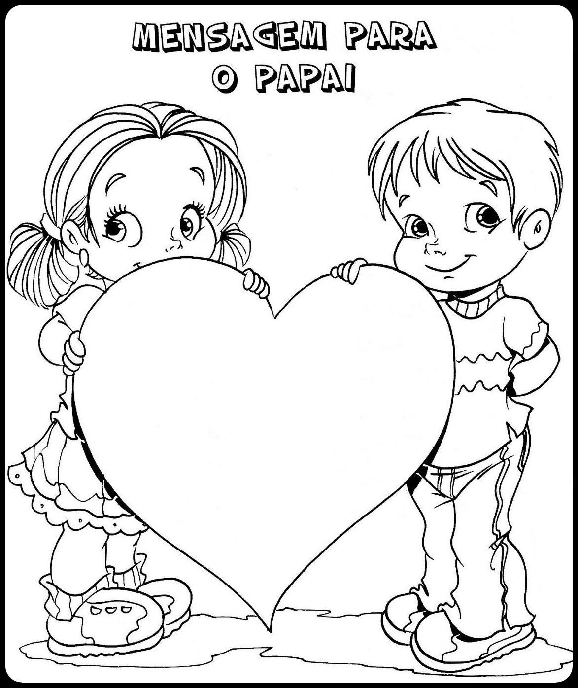Cartoes E Mensagens Para O Dia Dos Pais Para Imprimir Luanna Pimentel